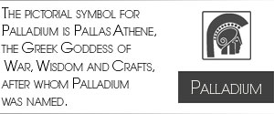 Tell me about Palladium